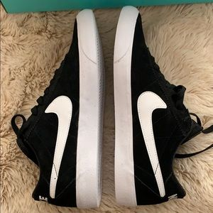Nike Shoes - Nike SB black and white size 11 never worn!